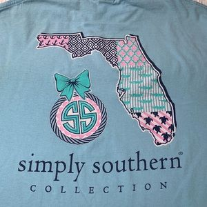 Simply Southern Florida Tee
